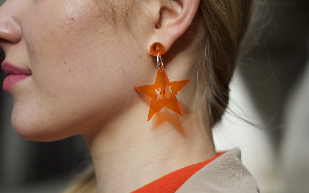 Laser cut jewellery brand Chunky Funky
