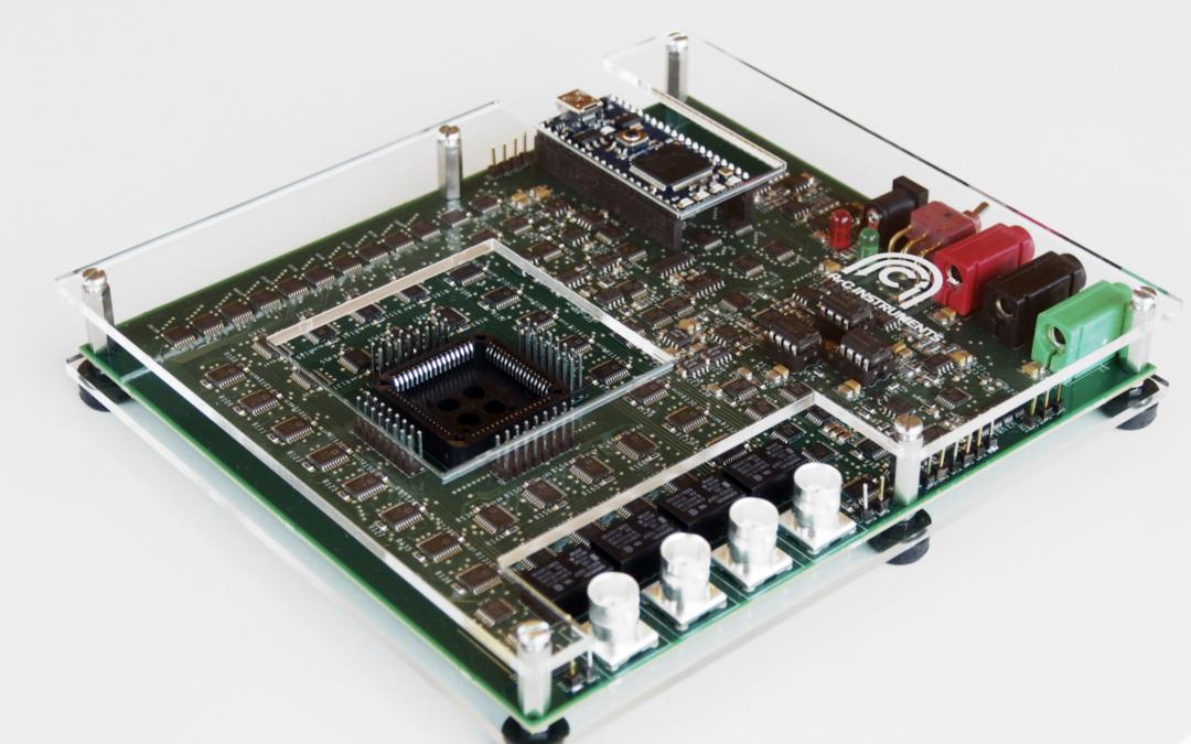Laser engraved ArC acrylic case